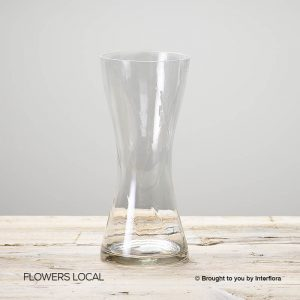 Tall Twist Vase